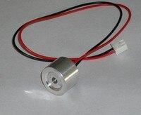 Vender Profesional 200 MW 660nm Módulo de diodo láser rojo DIY sin conductor