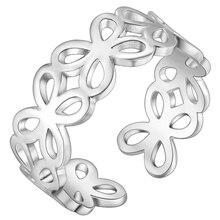 Кольцо 925 jewelry Silver Plated Ring