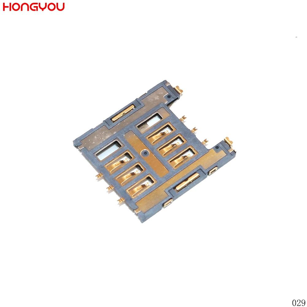 50PCS/Lot For Samsung Galaxy I9250 I9003 I8700 I9070 SIM Card Tray Slot Holder Socket Connector