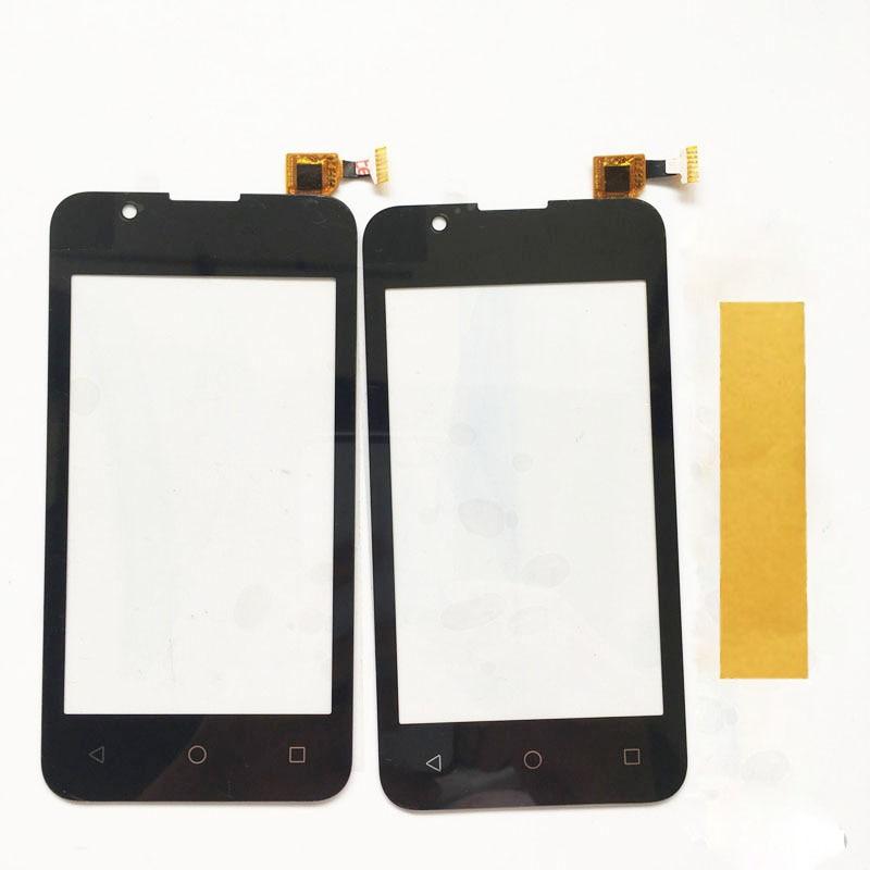New Front Glass For BQ BQ-4072 BQ 4072 Strike Mini Touch Screen Digitizer Sensor Touch Panel Glass