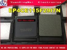 Frete grátis 1PCS EP4CE115F29I7N BGA780