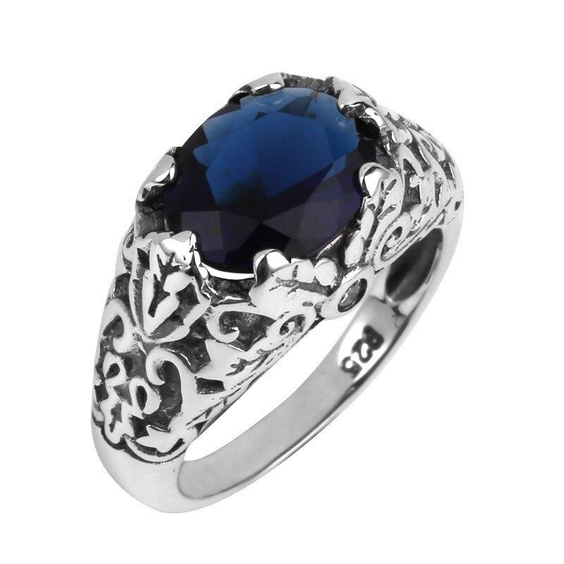 Szjinao Модные женские Виктории Лада Резные античные золотые и серебряные ювелирные изделия Серебряное кольцо
