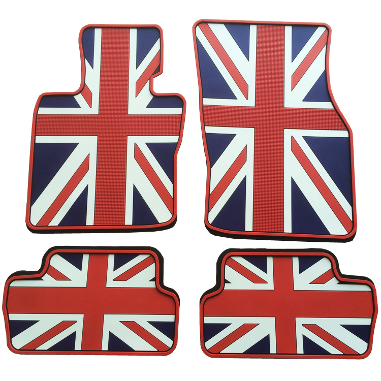 Union Jack Rubber Car Floor Mats+ Trunk Mats Set For F56 Mini Cooper In  Floor Mats From Automobiles U0026 Motorcycles On Aliexpress.com | Alibaba Group Nice Ideas