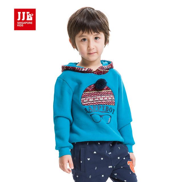 Hoodies das crianças do bebê meninos tops sweatershirt chid roupas de design de moda manga comprida com capuz crianças de algodão crianças sweatershirts