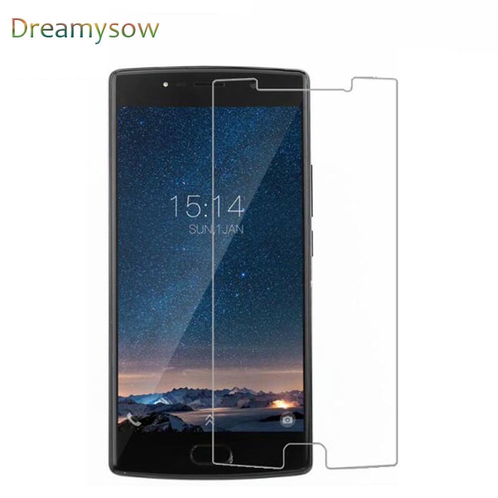 9H Toughened 2 5D Tempered Glass For Doogee X20 S60 MIX BL5000 Y6C X5 X5 U7  Plus Pro Screen Protector Cover Film