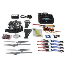 DIY RC Drone Quadrocopter RTF X4M360L Frame Kit QQ Super T6EHP-E TX RX F14892-G