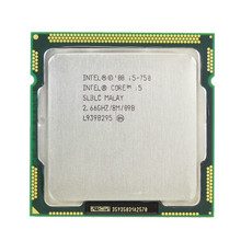 Original Intel Core i5 750 procesador 2,66 GHz 8MB de caché LGA1156 escritorio I5-750 CPU(China)
