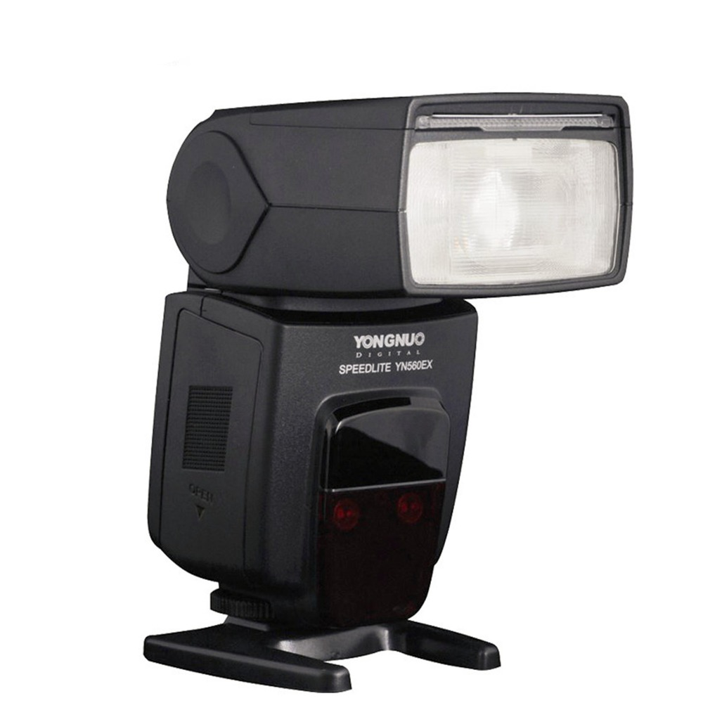 YONGNUO YN-560Ex for Canon, YN560Ex Slave TTL Flash Speedlite for Canon 6D 7D 650D 550D 600D 450D 400D 350D 300D 60D цена и фото