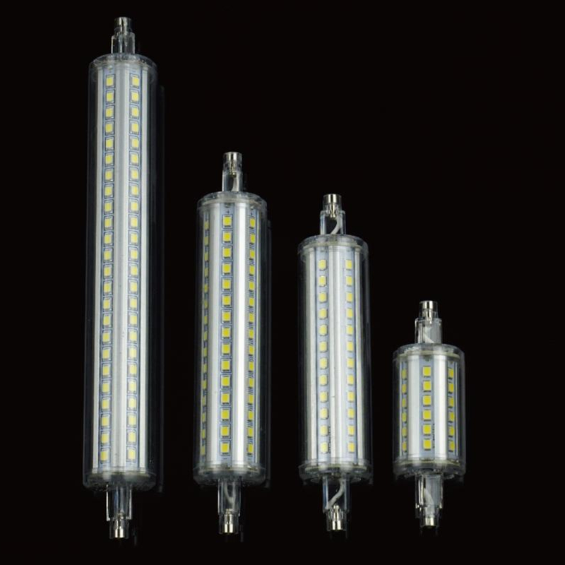 led light dimmable r7s led j118 118mm 360 degree 2835smd. Black Bedroom Furniture Sets. Home Design Ideas