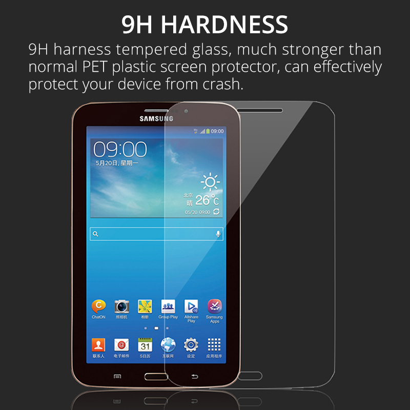 Tempered Glass Screen Protector for Samsung Galaxy Tab A 8 0 T350 T355 8 inch Tablet