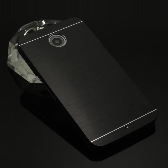 purchase cheap 3bbf6 c7232 US $5.38 |Luxury Metal Brush Hard Case For Motorola Google Nexus 6 Back  Cover Aluminum Back Case Capa Celular With LOGO on Aliexpress.com | Alibaba  ...