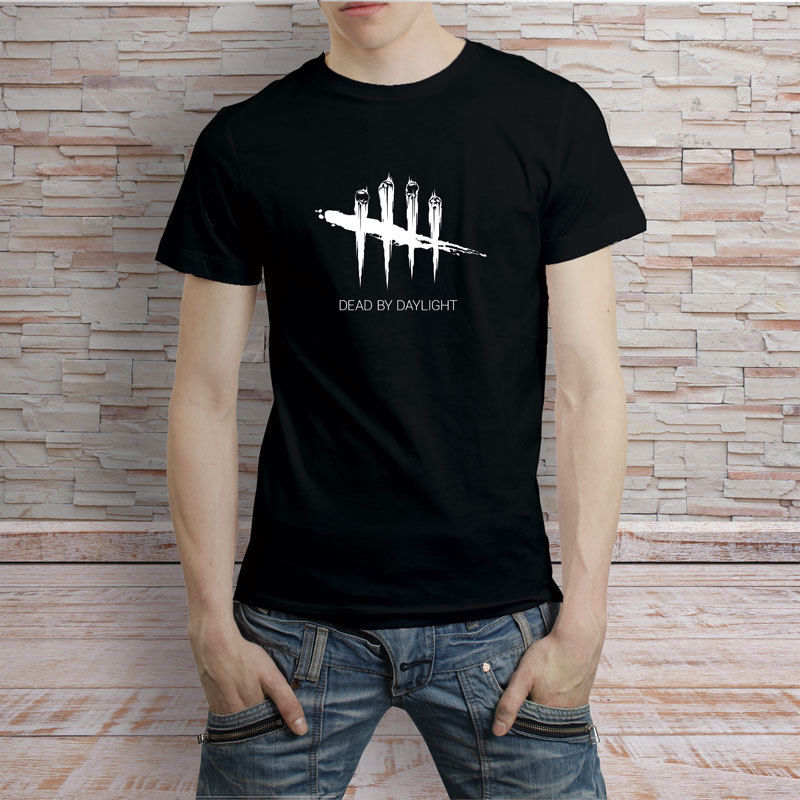 Dead by Daylight Survival Horror Game T-Shirt Mens Tee