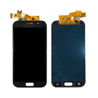 For Samsung Galaxy A5 2017 A520F SM A520F A520 LCD Display Touch Screen Digitizer Glass Assembly|Mobile Phone LCD Screens| |  -