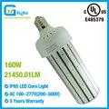 LED Parking lot light retrofit 240Volt 150W e40 led high bay fixture 6000K 5000K daylight E39 mogul base E40 base