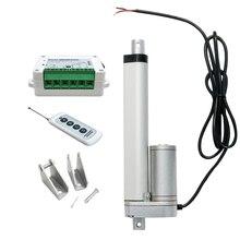 6 «линейный привод и беспроводной дистанционный двигатель Contorller для штатива камеры