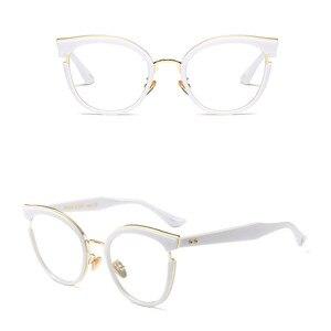 Image 3 - 2019 ออกแบบใหม่ผู้หญิงคุณภาพสูงแว่นตาอ่านหนังสือเต็มรูปแบบขอบรอบ Presbyopia แว่นตาผู้หญิง oculos de leitura