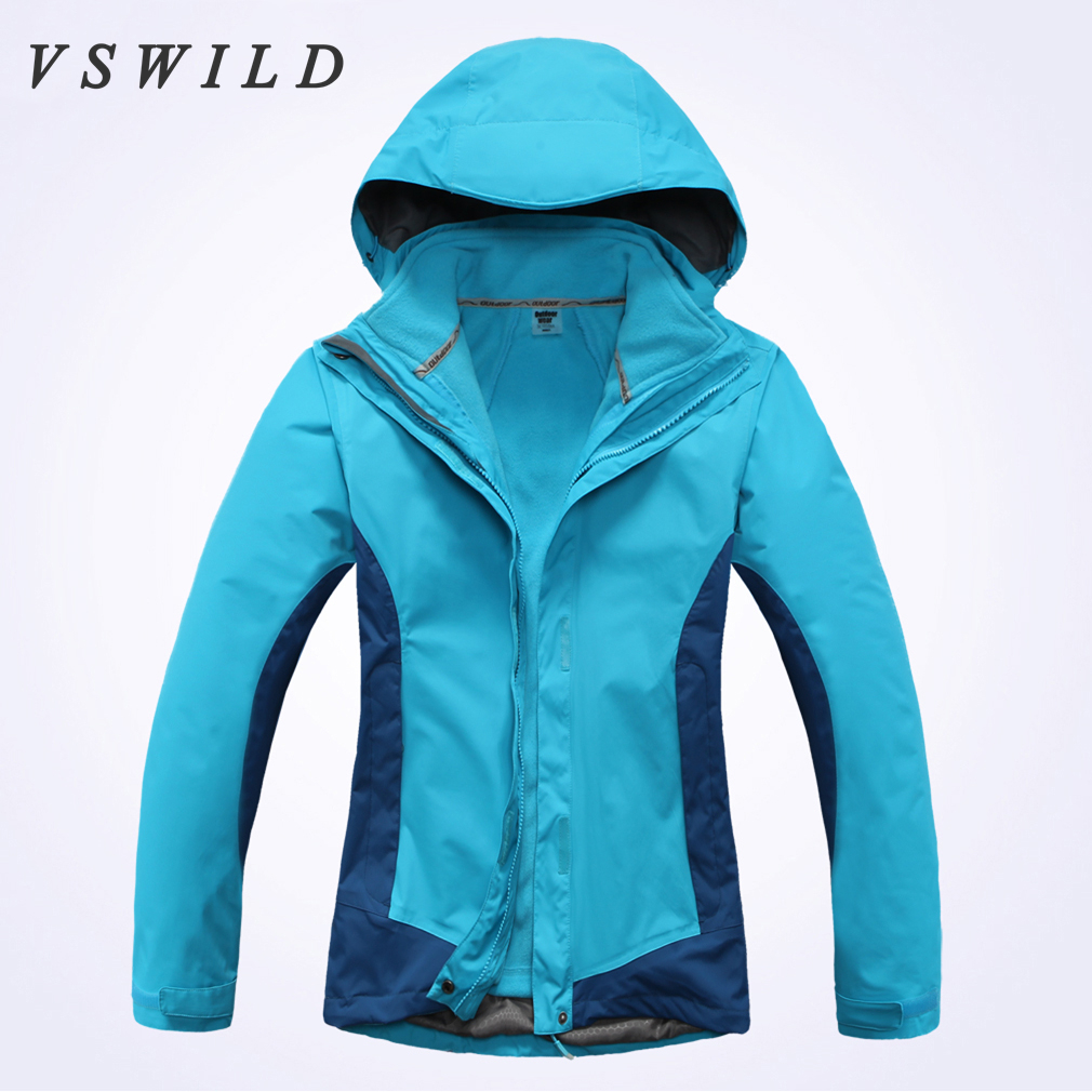 2018 New Arrival Women Jackets Female Sport Coat Thermal Tops Outwear Coats Clothings Hoodies Windproof Jacket Hot Sale Items