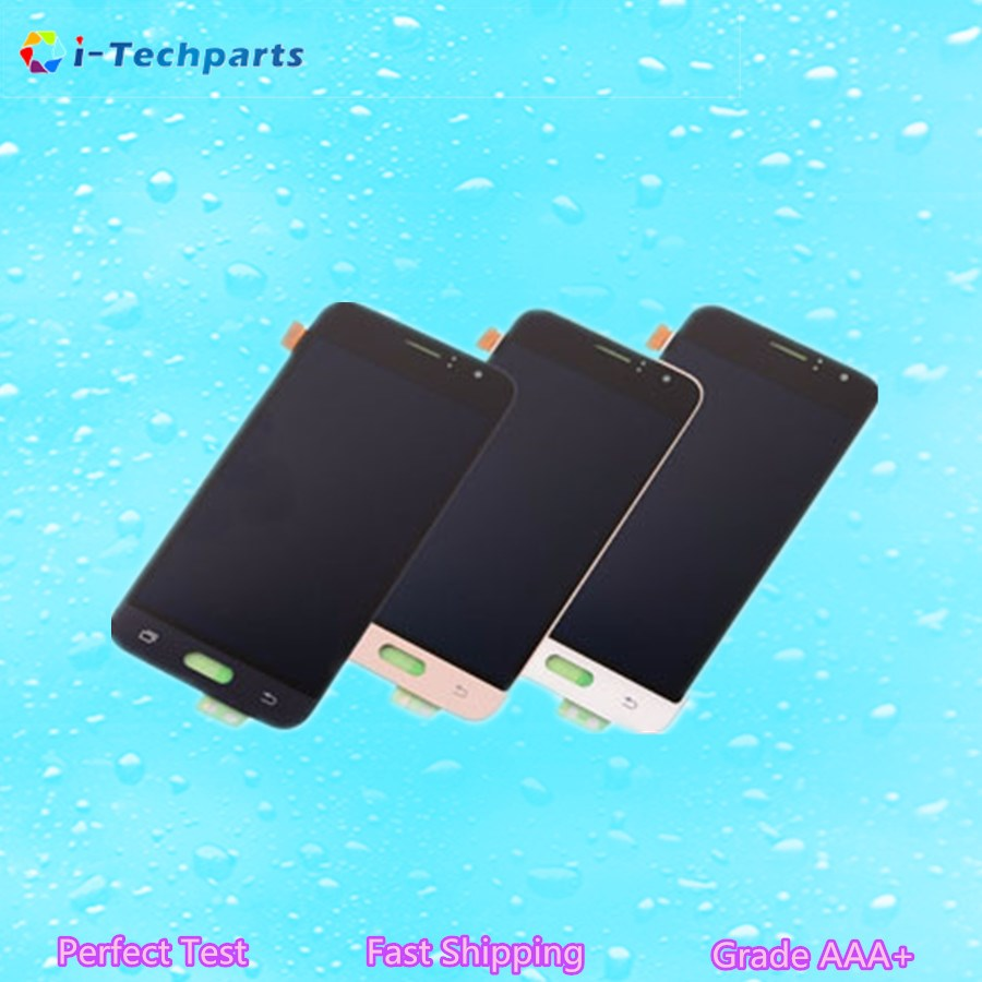 New Original For Samsung Galaxy J1 2016 LCD Display and Touch Digitizer Screen Assembly J120 J120A J120H J120M J120T J120F brand new for samsung j1 lcd display with touch screen digitizer for samsung galaxy j1 j120f j120m j120h sm j120f lcd 3 color