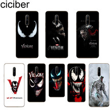 ciciber Marvel Venom Phone Cases For Oneplus 7 Pro 1+7 Pro Soft TPU Back Cover for Xiaomi 9 Coque For Redmi Note 7 6 Pro Funda