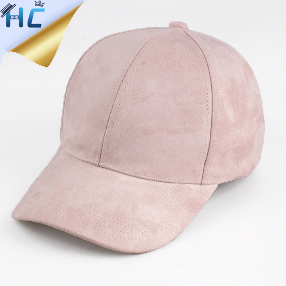 New Women Casual Baseball Cap Dad Hat Deus Cap Pink Black Lady Ovo Drake Hats Snapback Suede Cap Trucker Cap Men 2016 new new embroidered hold onto your friends casquette polos baseball cap strapback black white pink for men women cap