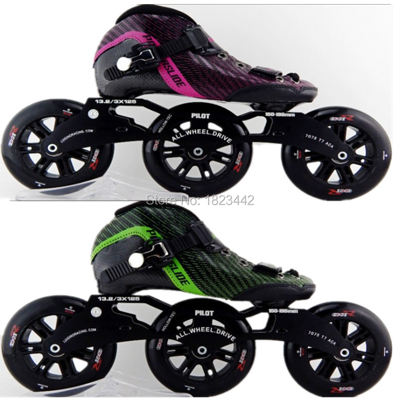 Inline Skate Without Shoes