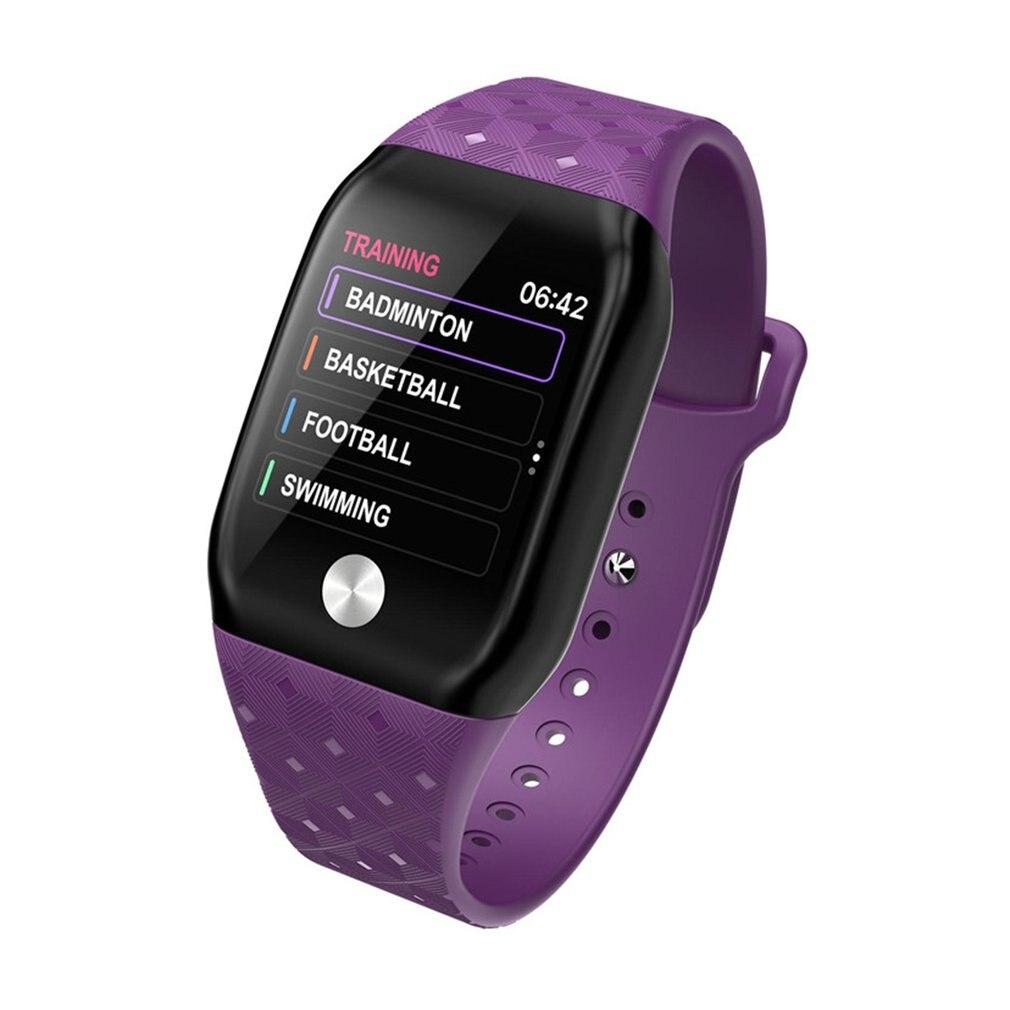 B59 Smart Wristband 1.3 Inch Color Screen Smart Bracelet Sports Smart Watches Blood Pressure Oxygen Heart Rate Monitor ClockB59 Smart Wristband 1.3 Inch Color Screen Smart Bracelet Sports Smart Watches Blood Pressure Oxygen Heart Rate Monitor Clock