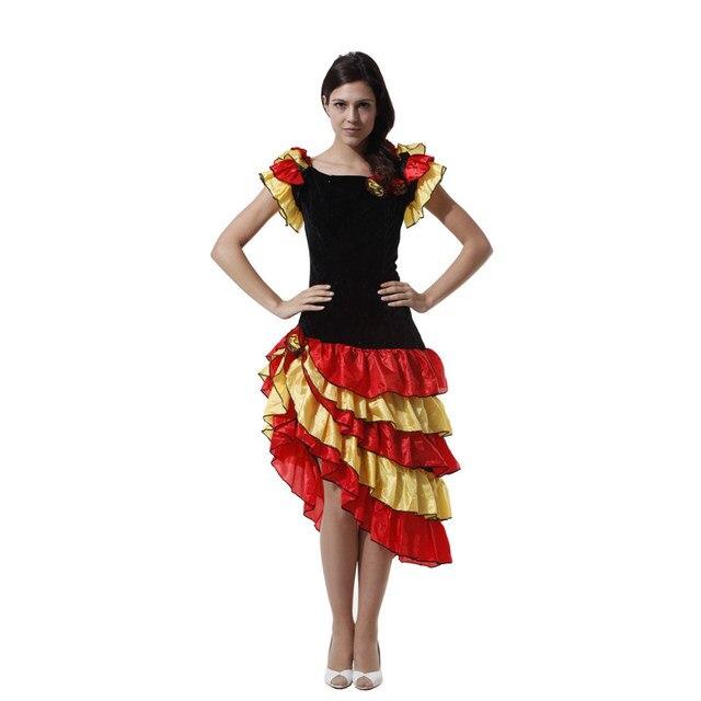 Spain Women Dress