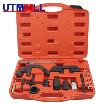 Diesel Engines Timing Tool Kit For BMW M41 M51 M47 M57 TU T2 E34 to E93 engine timing tool kit for bmw n47 n47s n57 crank balancer shaft chain driven timing tool all diesel engines