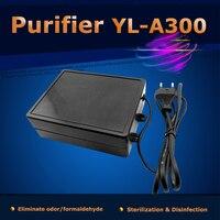 1 pc novo purificador de frutas e vegetais YL-A300 esterilização purificador máquina desinfecção 200 ozone 400 mg/h ozônio