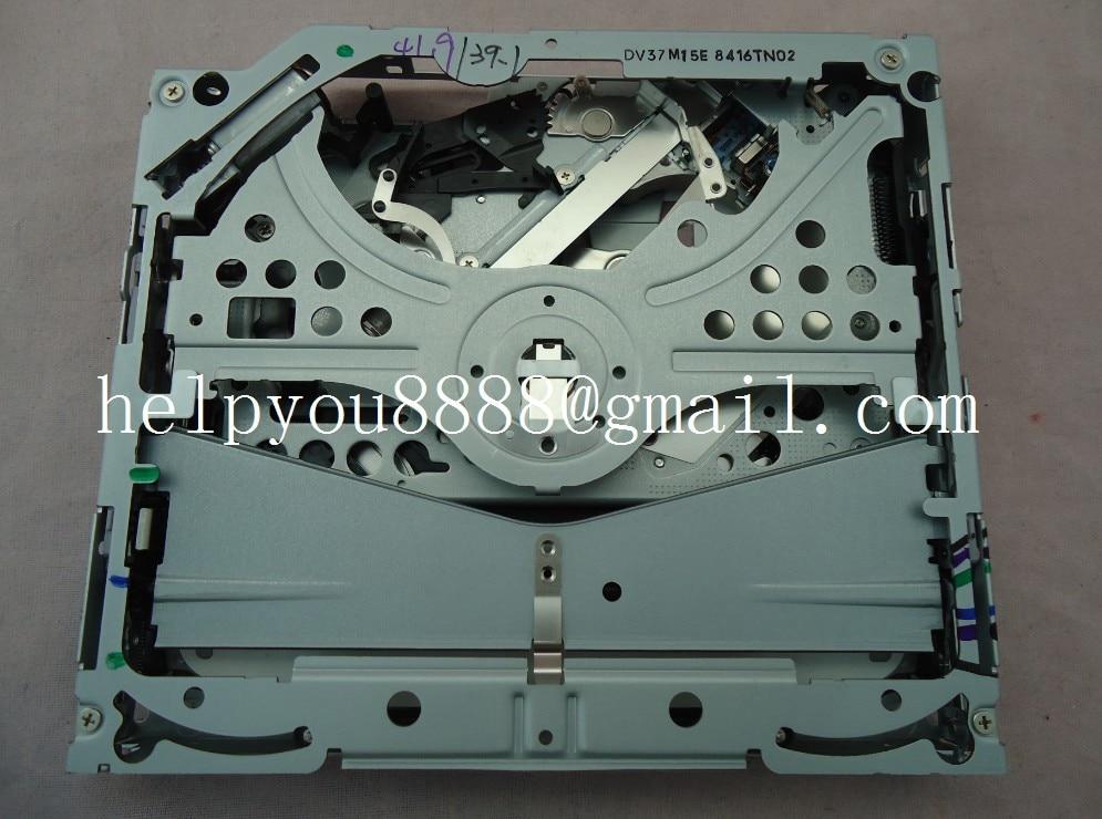 New brand Alpine single DVD mechanism loader deck DV37M15E for IVA W200Ri IVA W100 DVA 9860E