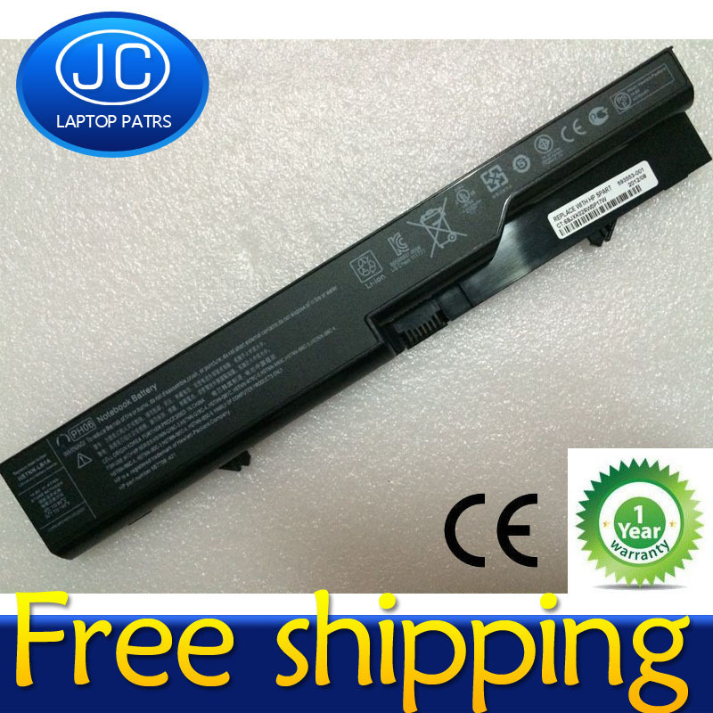 bilder für Original-laptop-batterie für hp 420 421 620 probook 4320 4320 s 4321 4321 s 4325 s 4326 s 4420 s 4421 s 4520 s 4720 s hstnn-xb1a