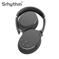 Active Noise Cancelling Bluetooth Headphones Hifi Wireless Headphone ANC Headset Foldable Over Ear Earphone With Mic