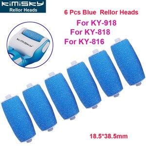 KIMISKY KY838 Blue 6pcs Foot c