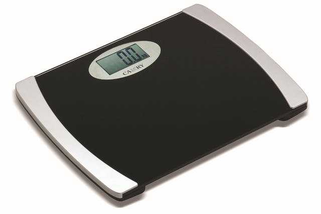 200kg 400lb Electronic Scale Digital Body Weight Balance With 8mm Tempered Gl And Wide Platform