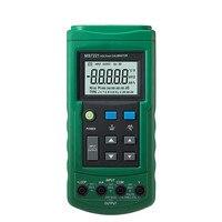 Hot Sale High Accuracy Digital Source Voltage Current Calibrator Meter MS7221 Handheld Output Step DC 0 10V 0 24mA Volt/mA Meter
