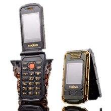 Tkexun G5 Для женщин флип телефон с двойной Экран Камера Bluetooth Две сим-карты 2.4 дюймов Сенсорный экран Роскошный сотовый телефон