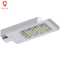 SJLA Warranty Five Years IP67 Anticorrosion Waterproof High Light Output Lightweight 40W 5400LM Industrial Led Street