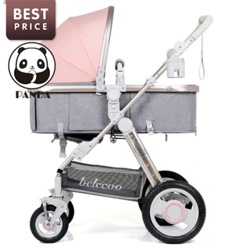 posh leather strollers for babies baby prams for newborns white pushchairs wholesale new luxury baby stroller for child 2017 two babies strollers for twins old bebek arabasi prams for newborns baby girl