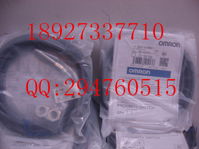 [ZOB] 100% new original OMRON Omron proximity switch E2E-X1R5Y1 2M factory outlets [zob] supply of new original omron omron photoelectric switch e3z t61a 2m factory outlets 2pcs lot