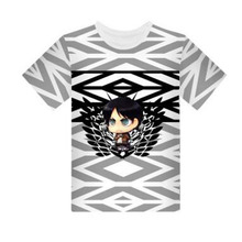 Attack On Titan Cute T Shirts (4 styles)