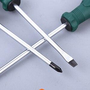 Image 4 - Urijk 1 قطعة متعددة الوظائف مفكات معزول PP الأمن أدوات إصلاح مشقوق فيليبس صيانة إصلاح الأدوات اليدوية