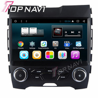 WANUSUAL 10 1inch Quad Core Android 6 0 Car DVD GPS Navigation For Ford EDGE 2015