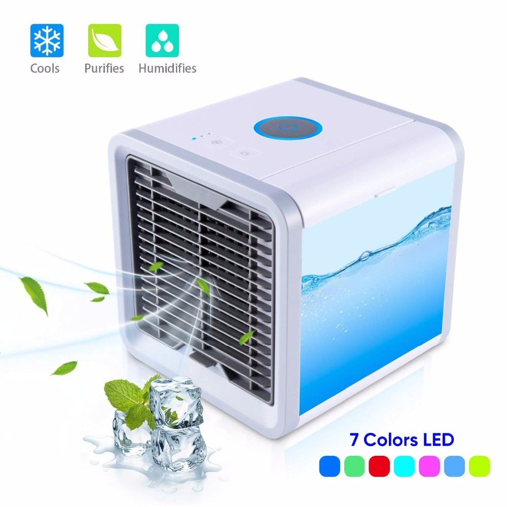 Air Conditioners Air Cooler Arctic Fan Air Personal Space Cooler The Quick & Easy to Cool Any Space Air Conditioner Device Home