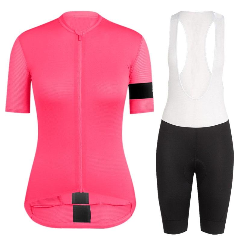 цена на 2018 FUQVLUN Cycling Jersey Women Summer Mtb Cycling Clothing Bicycle Short Maillot Ciclismo Bike Clothe -59K6