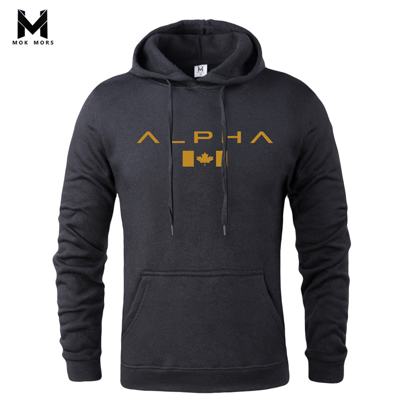 Bodybuilding Sweatshirt Hoodies Workout Clothing Pullover Jacket Fitness MOK Gyms Male