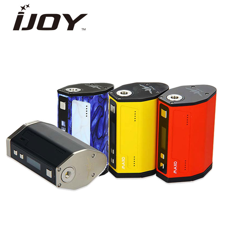 315W Original IJOY MAXO QUAD 18650 TC BOX MOD with 0.91inch OLED Screen & Firmware upgradable Electronic Cigarette Huge Vape Mod315W Original IJOY MAXO QUAD 18650 TC BOX MOD with 0.91inch OLED Screen & Firmware upgradable Electronic Cigarette Huge Vape Mod