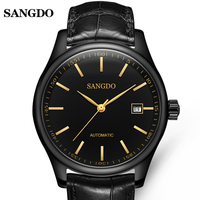 Aesop Women Gold Watch With Roman Dial Luminous Automatic Mechanical Daydate Stainless Steel Bracelet Relogio Feminino