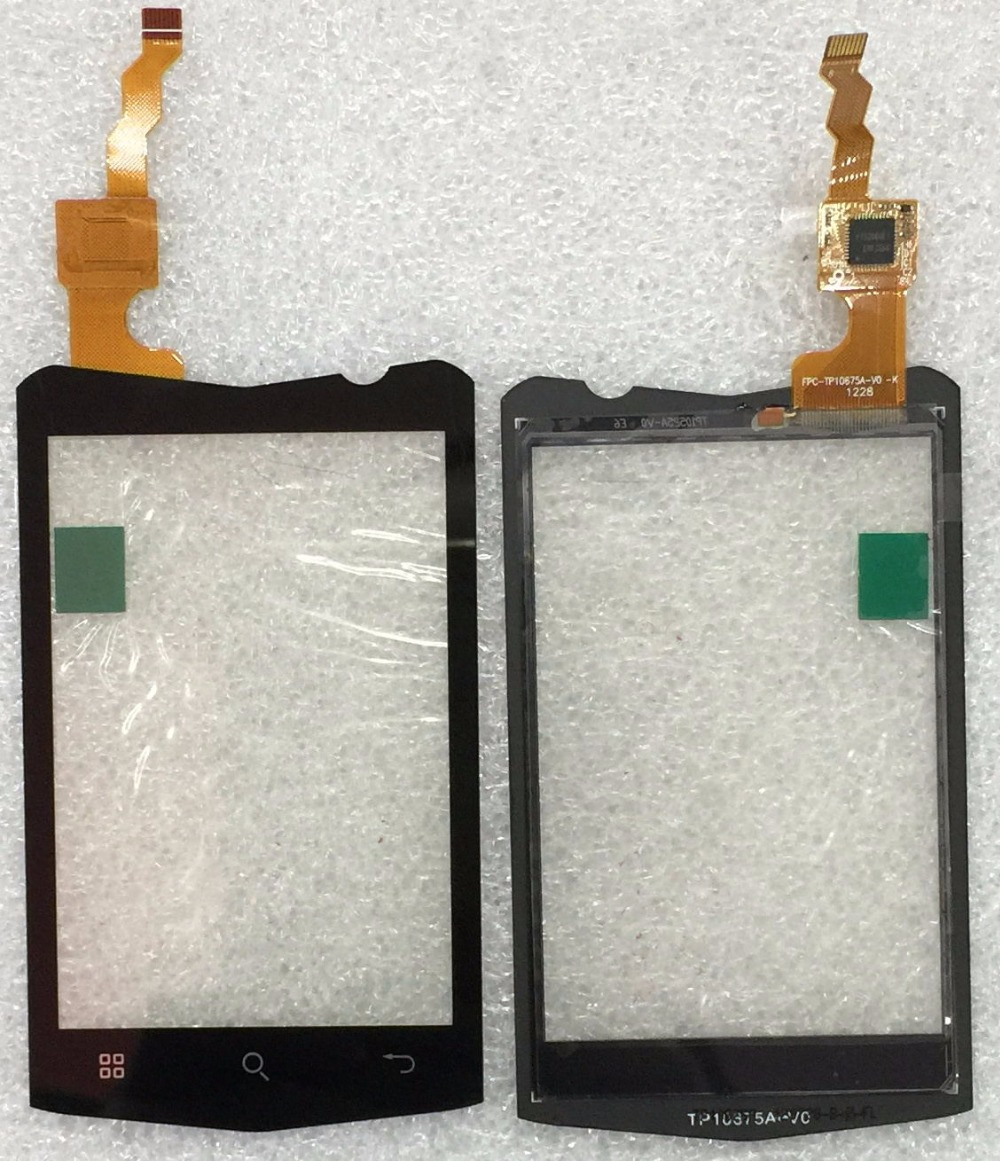 In Stock 100% Tested Original Touch Screen For teXet TM-3204R TM 3204R Glass Sensor Digitizer With Tracking Number