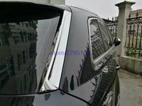 Voor Audi Q7 2016 2017 Chrome Koplamp Cover Hoofd Lamp Trim Decoratieve Auto Styling Accessoires Tuning Accessoires Chroom