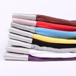 Image 5 - Calzoncillos bóxer de algodón para hombre, ropa interior, transpirable, suave, 10 unidades por lote